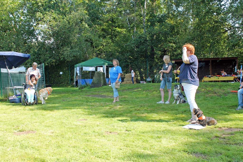 DBTB beim Sommerfest der Tierfreunde Münster 5