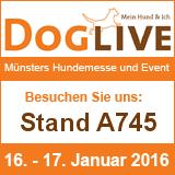 Doglive 2016 @ Messe und Congress Centrum Halle Münsterland