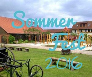 Sommerfest 2016 1