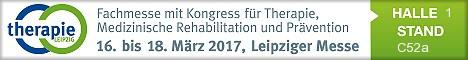 Besuchen Sie uns auf der Therapie Leipzig 2017 2