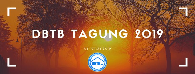 DBTB Tagung 2019 9