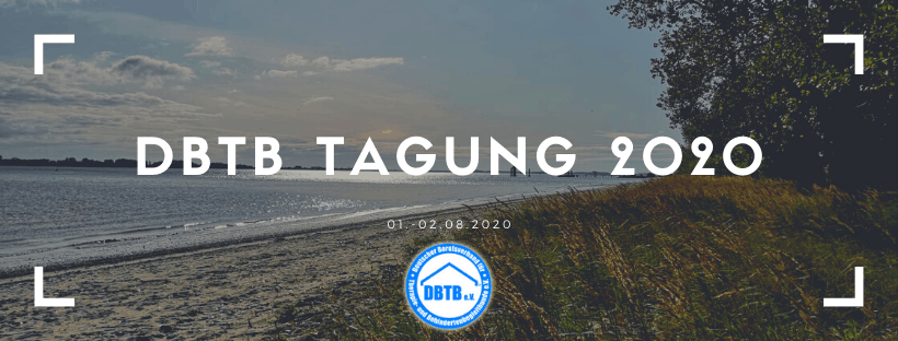 DBTB Tagung 2020 1