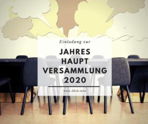 Jahreshauptversammlung 2020 72
